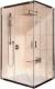 Душевой уголок Ravak BLRV2K-90 (1XV70C00Z1 + 1XV70C00Z1) -