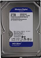 Жесткий диск Western Digital Blue 2TB (WD20EZAZ) -