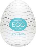 Мастурбатор для пениса Tenga Wavy / EGG-001 -