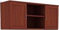 Шкаф навесной Уют Сервис Гарун А01 (итальянский орех) -