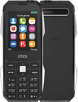 Мобильный телефон Inoi 244Z (черный) -