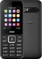 Мобильный телефон Inoi 242 (черный) -