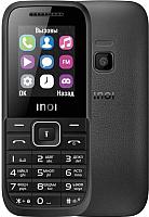 Мобильный телефон Inoi 105 2019 (темно-серый) -