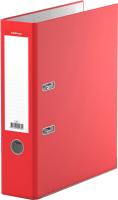 Папка-регистратор Erich Krause Standard / 280 (красный) -