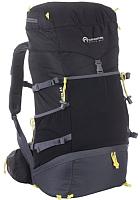 Рюкзак туристический Outventure S17EOUOB038-99 (черный) -