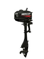 Мотор лодочный MERCURY 2.5MH / 1002201EK -