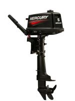 Мотор лодочный MERCURY 5MH Light / 1005201ЕК-1 -