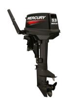 Мотор лодочный MERCURY 9.9MH 169cc / 1010201EL -