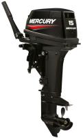 Мотор лодочный MERCURY 15MH / 1015203EL -