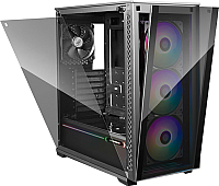 Корпус для компьютера Deepcool Matrexx 70 (DP-ATX-MATREXX70-BKG0P-3F) -