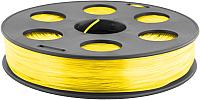 Пластик для 3D печати Bestfilament PET-G 1.75мм 500г (желтый) -