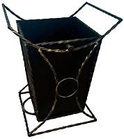 Урна уличная Станкоинструмент № 2 без крыши -