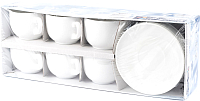 Набор для чая/кофе Luminarc Essense White P3380 -