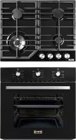 Комплект встраиваемой техники Zorg Technology BE6 BL + BLC FDW BL -