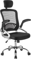 Кресло офисное Mio Tesoro Гельмут AF-C4350 (черный) -
