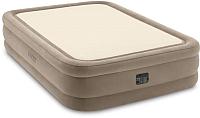 Надувная кровать Intex Thermalux 64478 (встроенный электронный насос/сумка/ремкомплект) -