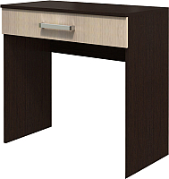 Туалетный столик Ricco Фиеста 80x75x41 (венге/дуб атланта) -