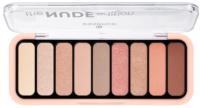 Палетка теней для век Essence The Nude Edition Eyeshadow Palette тон 10 (10г) -