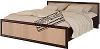 Односпальная кровать Ricco Модерн 80x200 (венге/дуб атланта) -