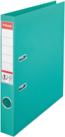 Папка-регистратор Esselte №1 / 811560 (бирюзовый) -