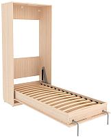 Шкаф-кровать Уют Сервис Гарун К02 (молочный дуб) -