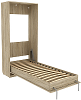 Шкаф-кровать Уют Сервис Гарун К02 (дуб сонома) -