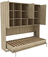 Комплект мебели для спальни Уют Сервис Гарун К03 (дуб сонома) -