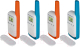 Комплект раций Motorola Talkabout T42 Quad Pack (4шт) -