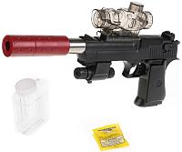 Пистолет игрушечный Играем вместе С гелевыми пулями / 1711G292-R -