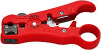 Инструмент для зачистки кабеля Knipex 166006SB -