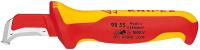 Нож электромонтажный Knipex 9855 -