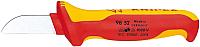 Нож электромонтажный Knipex 9852 -