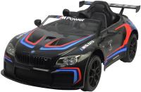 Детский автомобиль Chi Lok Bo BMW M6 GT3 / 668R (черный) -