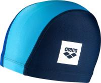 Шапочка для плавания ARENA Unix II Jr / 02384103 (темно-синий/голубой) -
