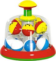 Развивающая игрушка Stellar Юла-карусель с шариками / 01323 -