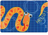 Сервировочная салфетка Guzzini Hello 22606652S (змея) -