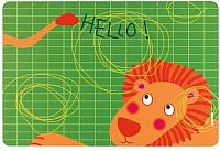 Сервировочная салфетка Guzzini Hello 22606652L (лев) -
