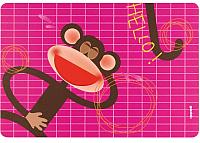 Сервировочная салфетка Guzzini Hello 22606652M (обезьяна) -