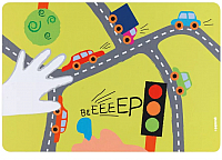 Сервировочная салфетка Guzzini On The Road 22606752GR (зеленый) -