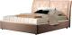Полуторная кровать Барро Клео1 140x200 -