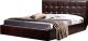 Полуторная кровать Барро Ника1 140x200 -