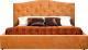 Полуторная кровать Барро Венеция1 140x200 (с подъемным механизмом) -