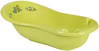 Ванночка детская Maltex Кубусь / 1230 (зеленый) -