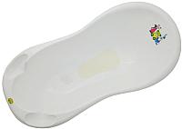 Ванночка детская Maltex Мишка и друзья / 5382 (белый) -