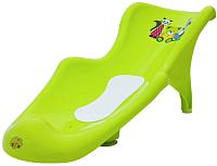 Горка для купания Maltex Мишка и друзья / 5405 (зеленый) -