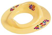 Детская накладка на унитаз Maltex Кубусь / 1223 (желтый) -