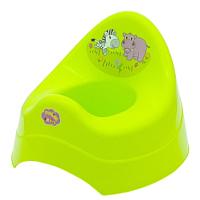 Детский горшок Maltex Зоопарк / 1988 (зеленый) -