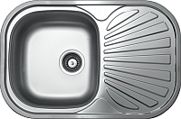 Мойка кухонная Kromevye EC 250 D -