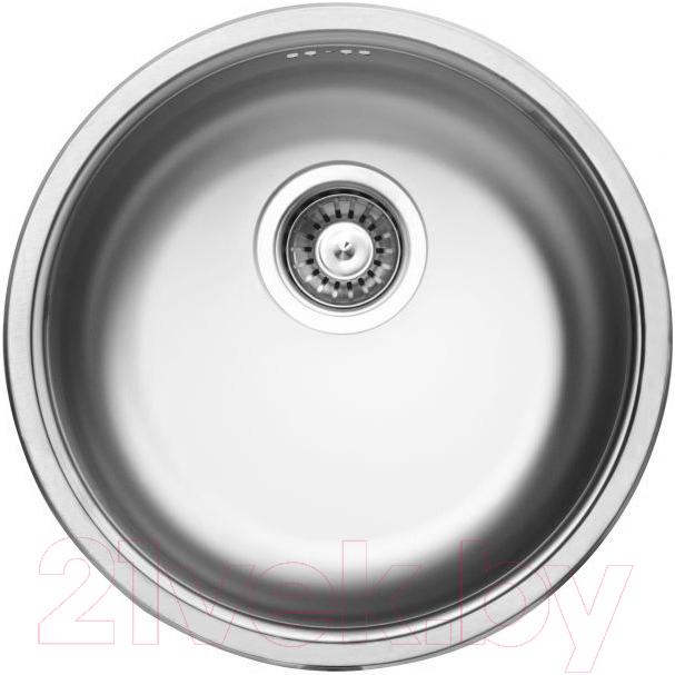Купить Мойка кухонная Kromevye, EC 192 D, Россия, нержавеющая сталь