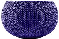 Кашпо Keter Cozy S / 231128 (фиолетовый) -